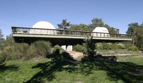 Extérieur planétarium Buthiers 77