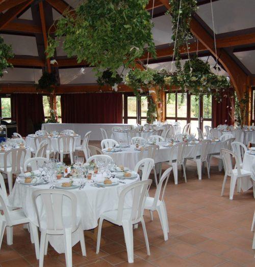 salles équipées sur l'Île de loisirs de Buthiers