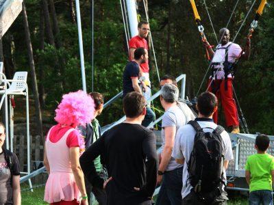 Catapulte jusqu'à 18 mètres de hauteur 77