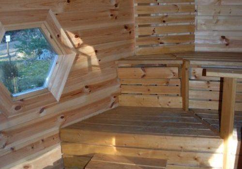 Le sauna de Buthiers 77