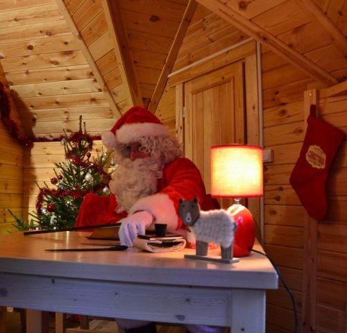 Maison du père Noël ile de France
