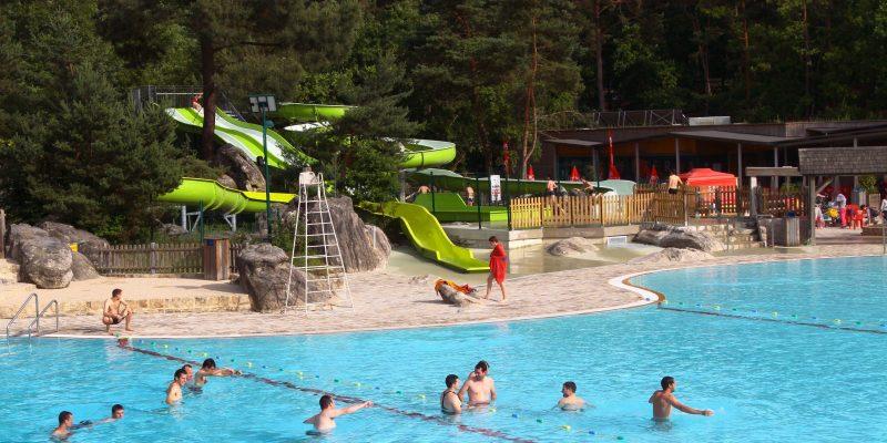 La piscine de Buthiers colonie tonic