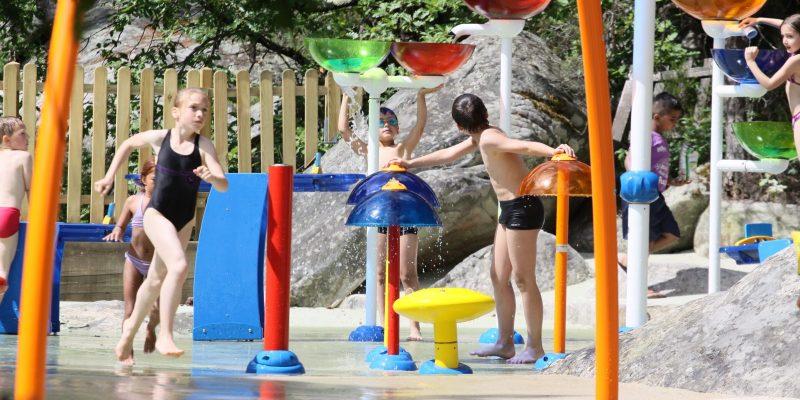 Espace enfants de la piscine de Buthiers