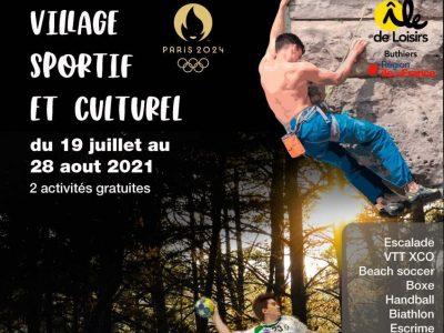 village sportif 2021 BUTHIERS